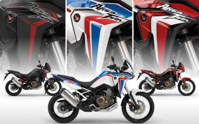 AFRICA TWIN 1100